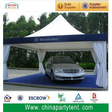 High Quality Auto Show Display Pagoda Canopy Tent For Sale Global - Car show displays for sale