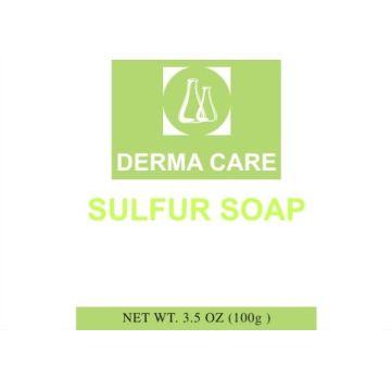 DERMA CARE SULFUR SOAP ,Acne Treatment ,Scabies Treatment