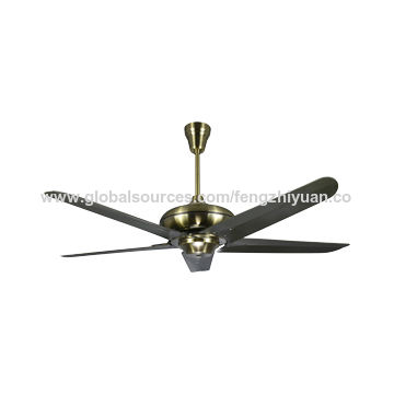 Ceiling Fan With 5 Abs Plastic Blades