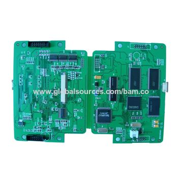 China OEM/ODM Service PCB, High-precision/E-testing Includes ICT in Line