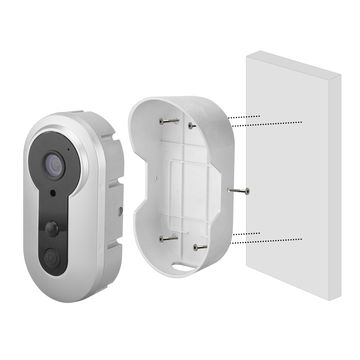 China HD Wi-Fi Door Bell with Built in Battery