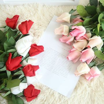 China Rose Artificial Flowers From Fuzhou Wholesaler Richforth Gift