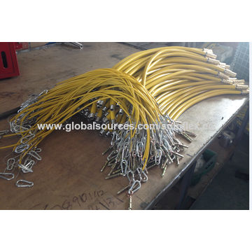 China Stainless Steel Gas Catering Hose