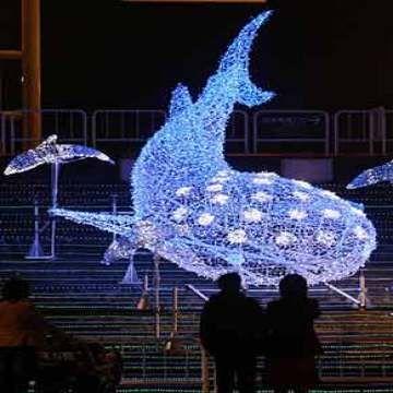 LED christmas lights net lights string lights decorative lights ...