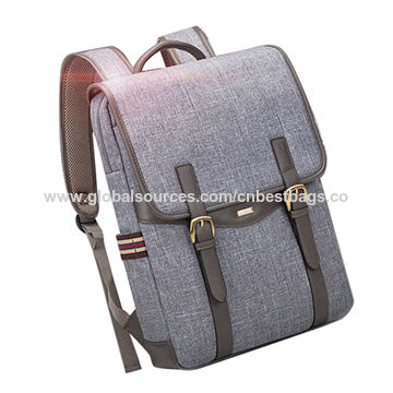 China 15 Inch Fashion Laptop Backpack Handbag