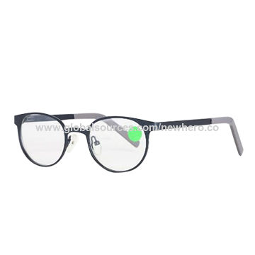 213057a64b ... China Latest round-shaped eyewear optical frame
