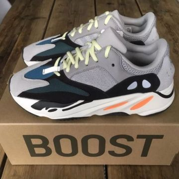 c9912b967 United States Adidas Yeezy Boost 700 Size 12 Wave Runner Kanye West B75571  DS