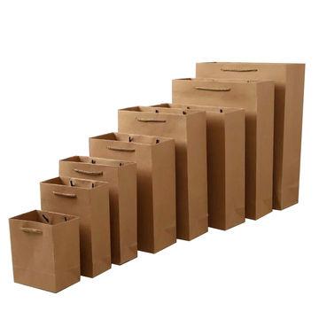 Paper Bag Kraft Gift