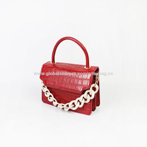 China PU Leather Evening Bag Shoulder Bag Daybag Women's Purses Shoulder  Bag Women Handbag lipsticks Bag on Global Sources