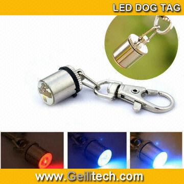 Flashing Glow Pet Dog Blinker Flashing Led Light Tag Safety Collar