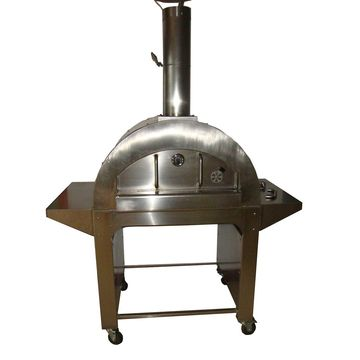China Cooking Tools Stainless Steel Pizza Oven Wood