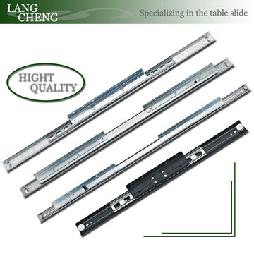 Heavy Duty Single Side Telescopic Dining Table Slide Runner Table Extension Mechanism Global Sources