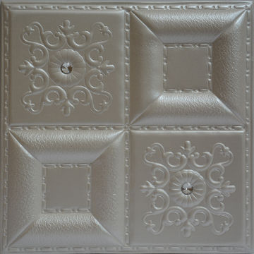 Superb ... China Wall Furnishings Sparkling PU Synthetic Leather Pa