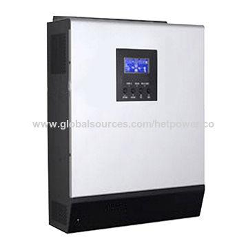 3000VA 24V DC 220V AC Solar Panel Power Inverter for House Power ...