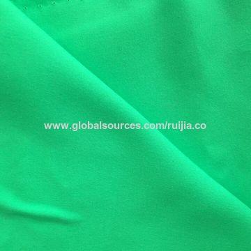 China 75D*150D poly peach skin fabric