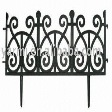 Decor Metal Garden Fence 1gift Crafts 2antique Design 3cast