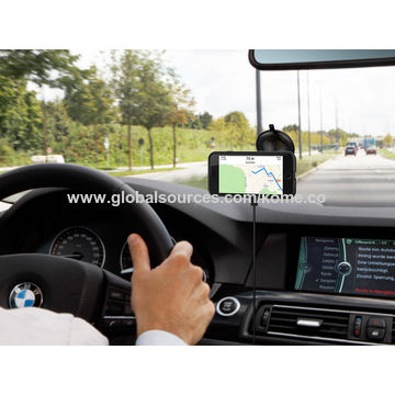 China No sue magnetic wireless charger car holder