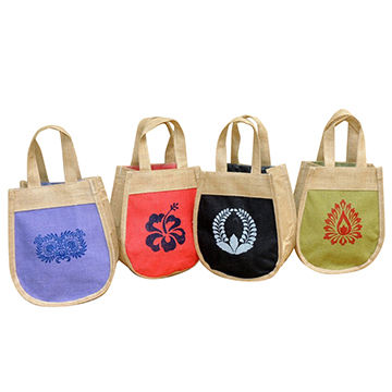 5fd94b0e9aa3 Jute Lunch Bag India Jute Lunch Bag