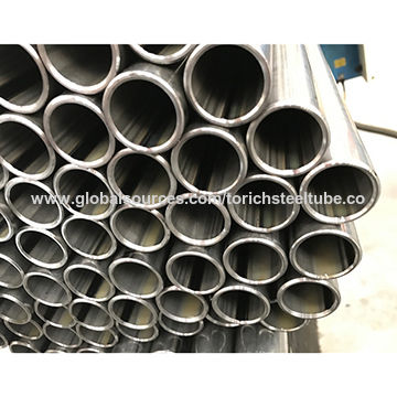 China DOM Steel Tube Welded Carbon Steel Pipe for Hydraulic