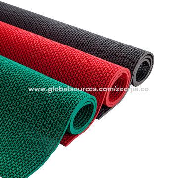 China Non slip pvc drainage mat,pvc flooring roll in swimming pool ...