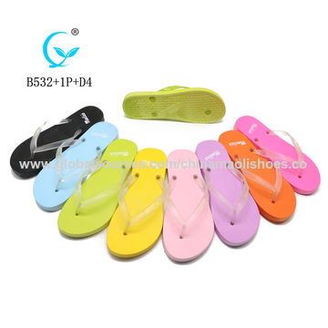 a531735a5 China New design PVC slippers high quality ladies shoe flip flop slipper  plastic shoes ...