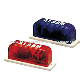 Taiwan mini strobe light and security alarm from shulin dist taiwan mini strobe light and security alarm with screw fixed lens of red or blue aloadofball Gallery