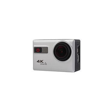 Red compensator image capture voice prompt 4K sport camera for diving