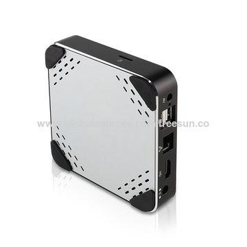 China Smart Media Player from Shenzhen Manufacturer: Shenzhen