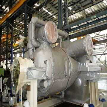 Thermal Insulation Jackets For Turbines Valves And