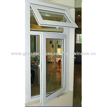 China Aluminum Commercial Bay Cat Window