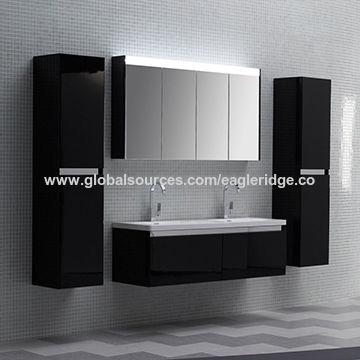 High Gloss Bathroom Vanity China