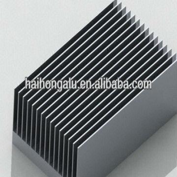 Aluminum Heat Sink/air Cooling Heatsink/aluminum Heatsink