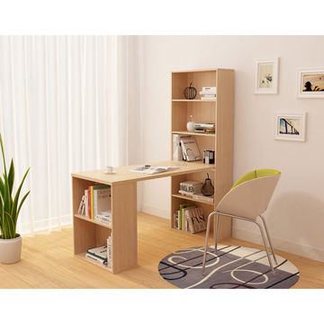 China Ergonomic office computer desks, simple design, bright ...