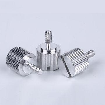 Thumb machine screws
