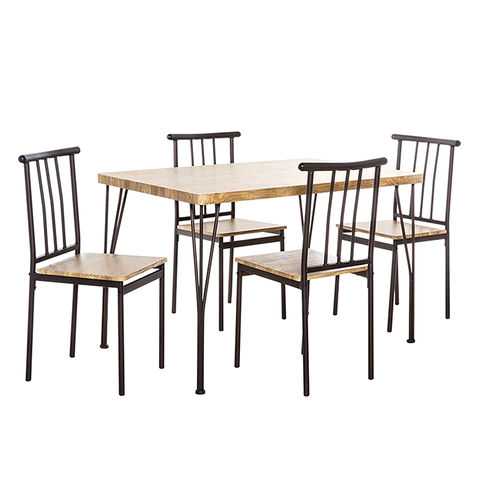 5 Piece Dining Table Furniture Set, Best Quality Dining Room Furniture Manufacturers