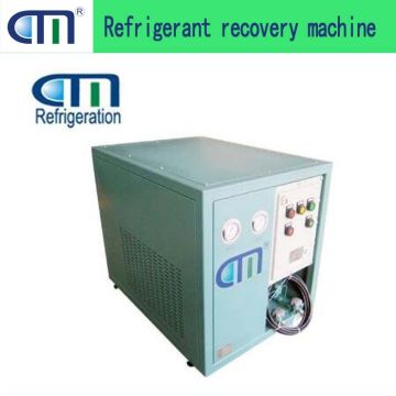 R410A R290 R134A Anti Explosive Refrigerant Recovery Machine