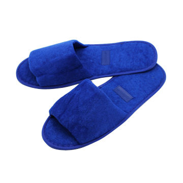 52b2942a2581a7 China Disposable Hotel and SPA One Time Slippers with Non-slip Sole ...