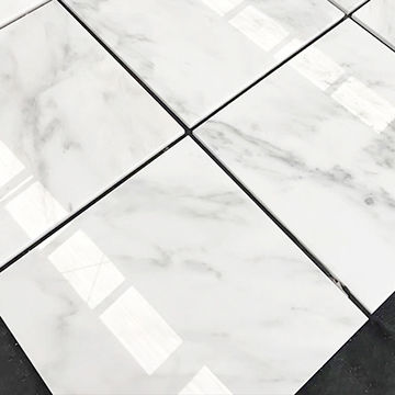 Br Inlay Marble Tile Lowes Polished