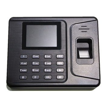 Free Software Fingerprint Time Attendance, Easy to Operate
