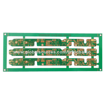 Rogers PCB, 2 layer board with immersion gold for microwave product
