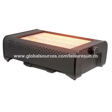 China Electric Smokeless Infrared Indoor Table Grill