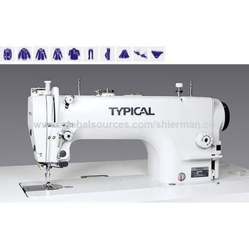Typical GC40X Series Tshirt Industrial Sewing Machine Price Best China Sewing Machine Price