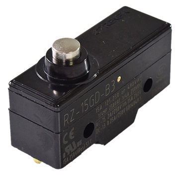 Mini Flow Switch with 300mm Wire Length, Housing Made of PBT