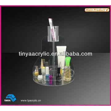 Acrylic Pmma Lucite Makeup Organizer