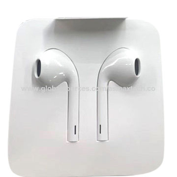 China Apple Lightning Earphone For Iphone 7 8 X Headset With Lightning Connector Mmtn2am A On Global Sources