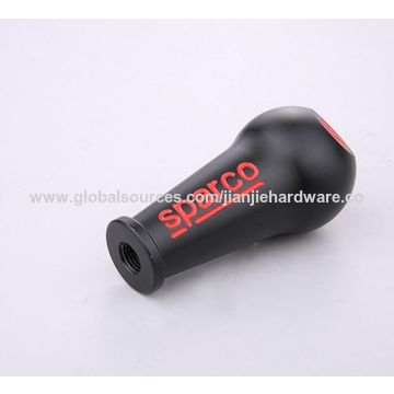 China Colored Shifting Handle on Automobile, Customized are Accepted