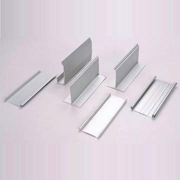 Architectural Gate Of Handle Aluminum Extrusion Profiles