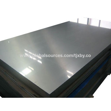 China Galvanized steel sheets for construction and fishery