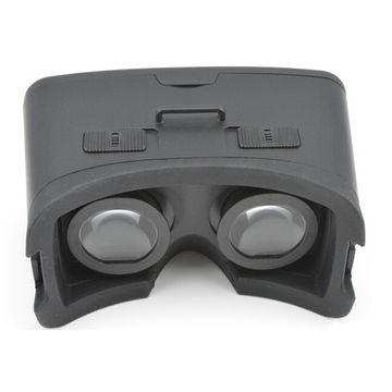 Cheap Wholesale Head-mounted VR Glasses Headsets, Play Video Movie Game