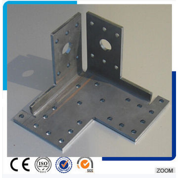 China Stainless steel brass customized specification stamping parts